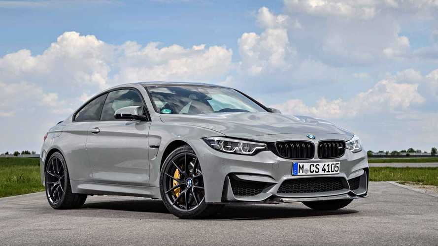 2017 bmw m4 cs first drive a storming performance coupe. Black Bedroom Furniture Sets. Home Design Ideas