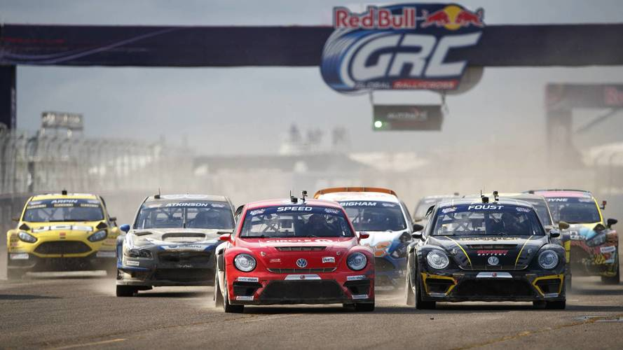 Is electric power the future of rallycross?