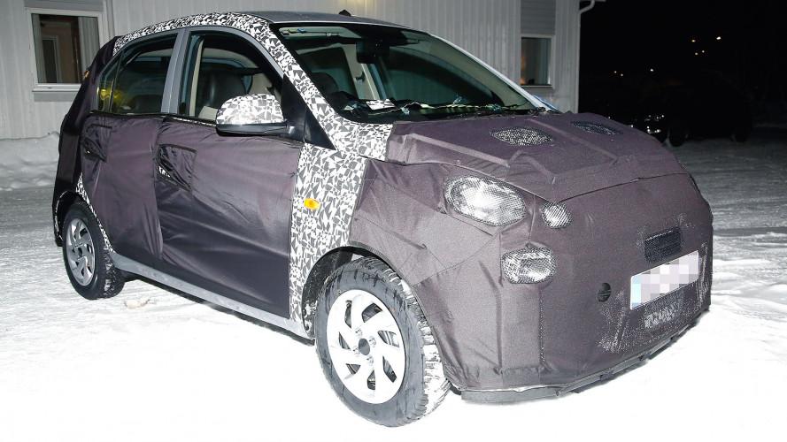 Erwischt: Neue Hyundai-Modelle