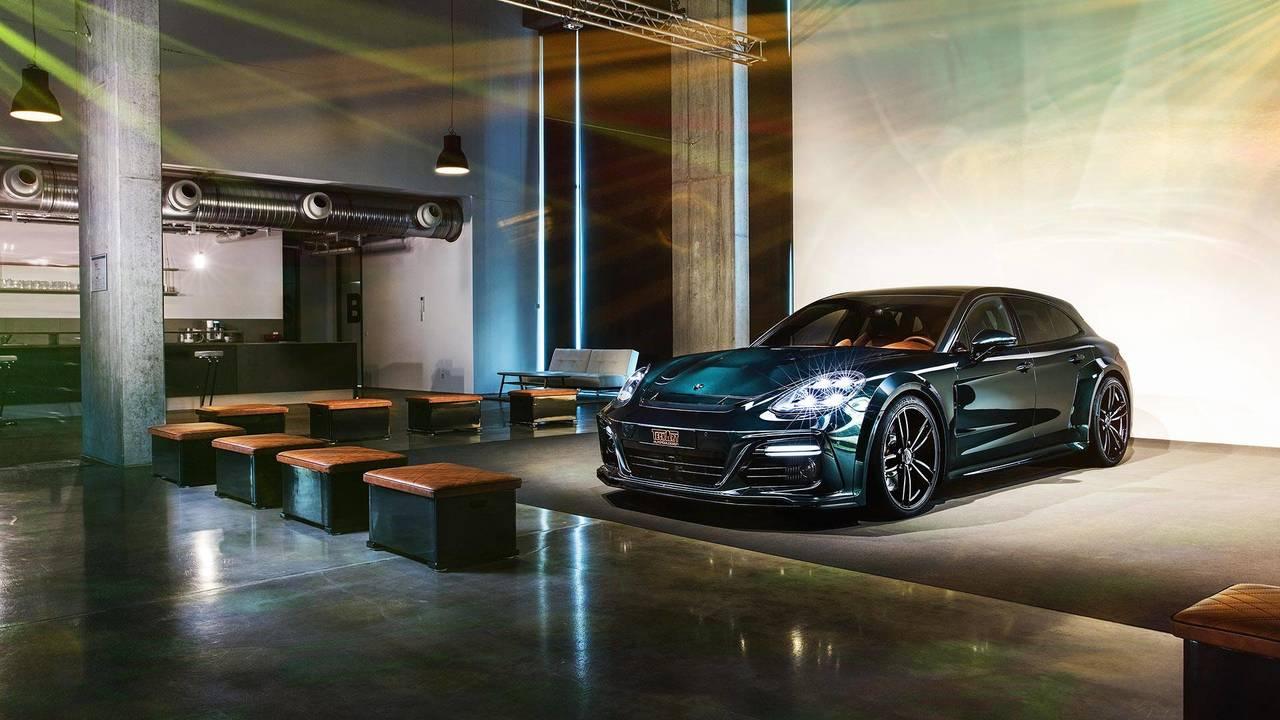 Techart Porsche Panamera Sport Turismo