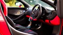 Valentine's Day McLaren 570S Spider