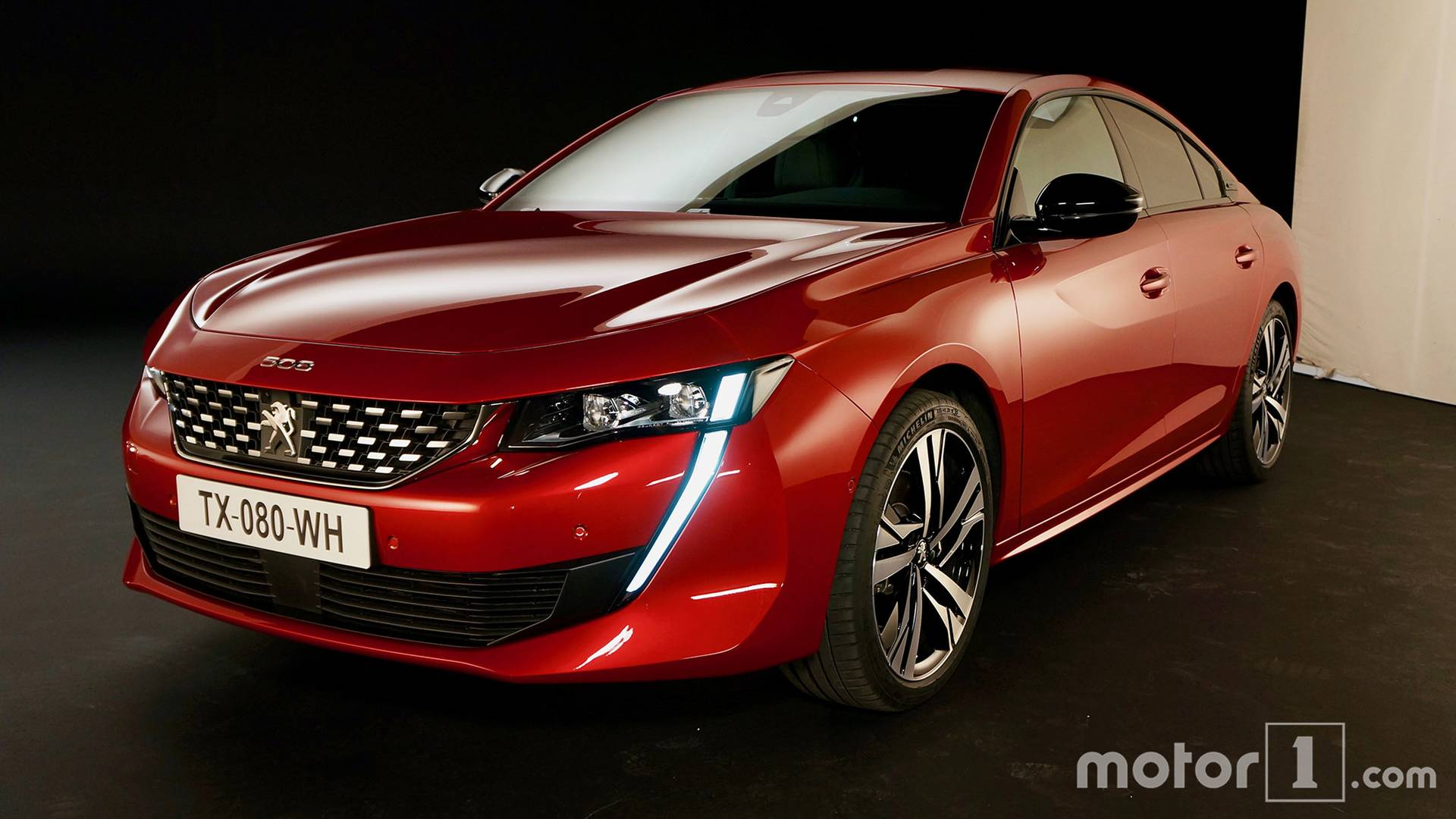 Take A Detailed Look At The Peugeot 508 Before Its Geneva Debut