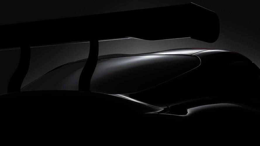La nouvelle Toyota Supra à Genève... ou presque