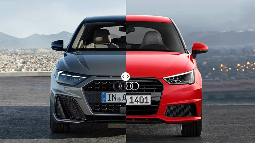 Audi A1 Sportback See The Changes Side-By-Side