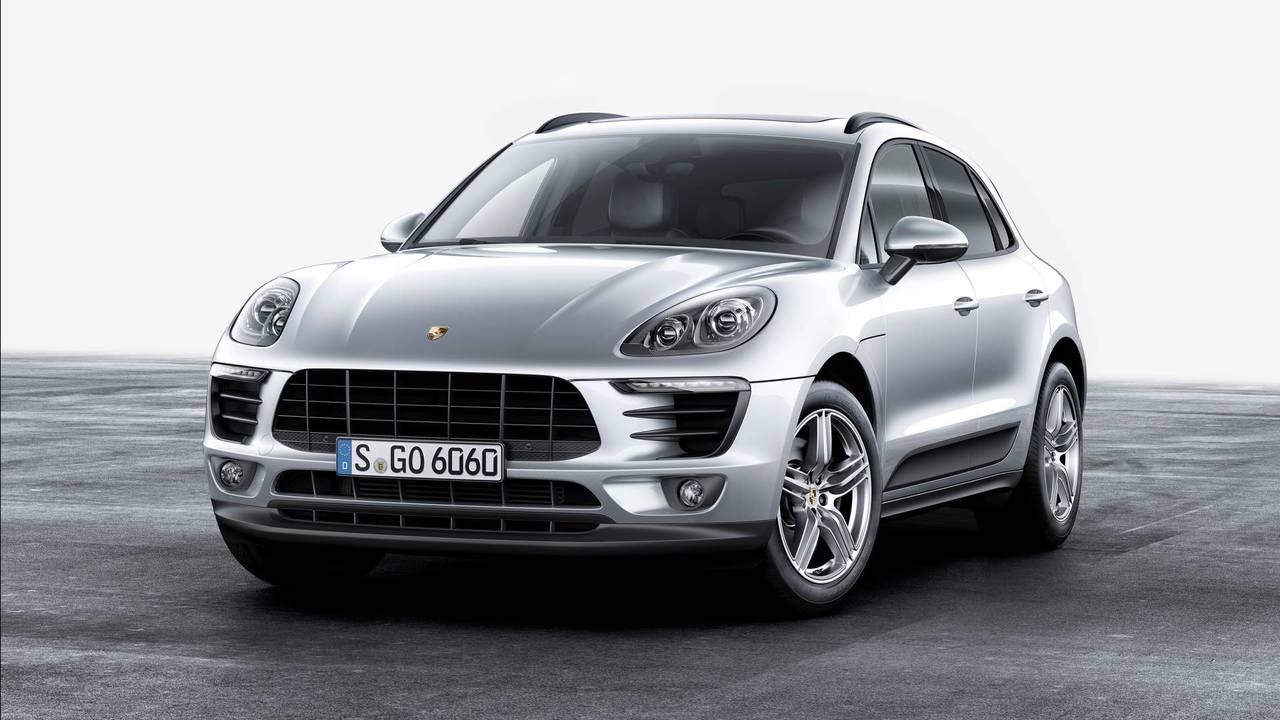 10. Porsche Macan
