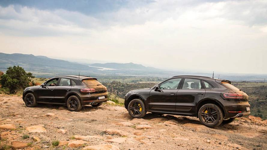 2019 Porsche Macan Gets Dirty For Latest Teaser; Debuts Late July