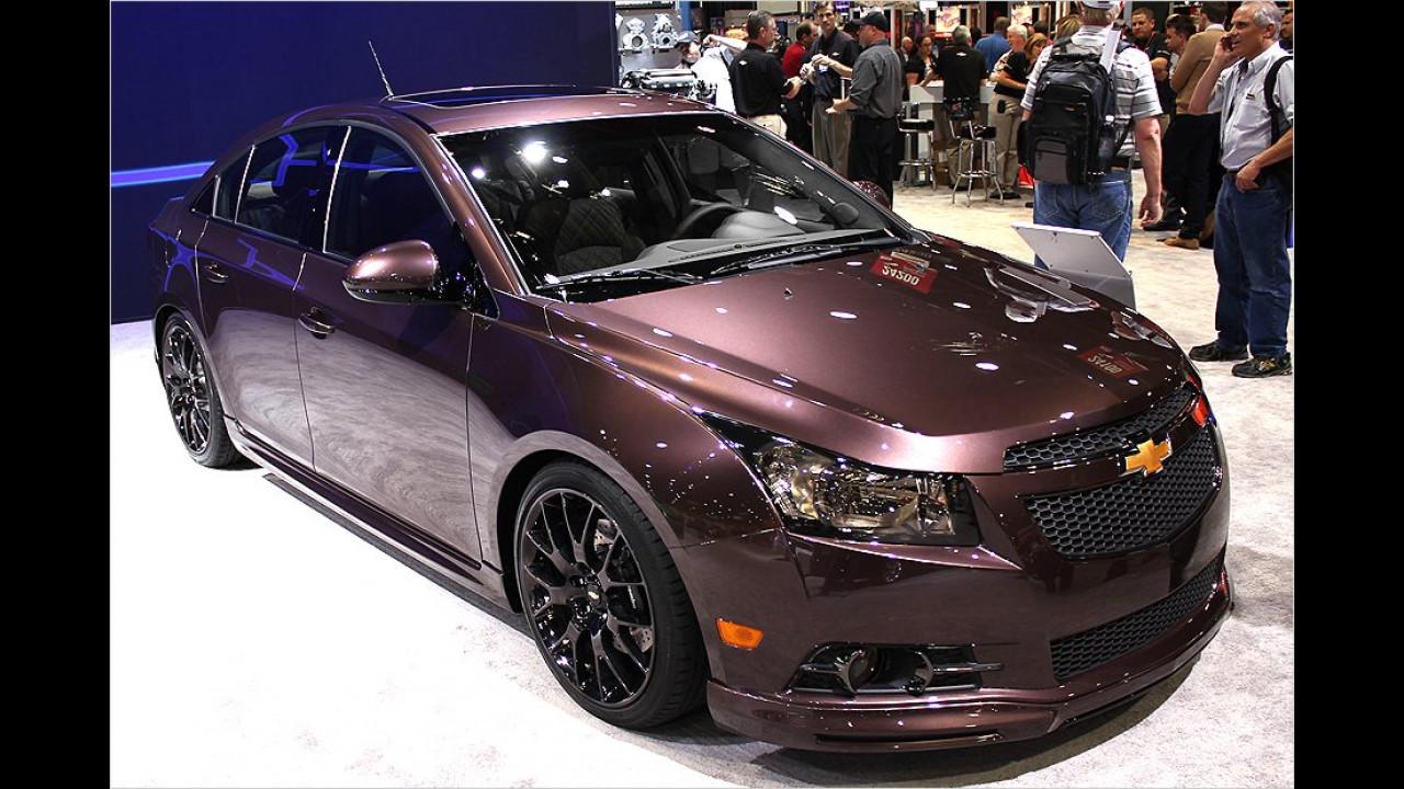 Chevrolet Cruze Upscale Concept