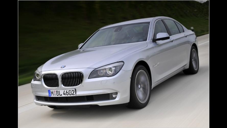 Schonender Luxus: Der neue BMW 730d im Test