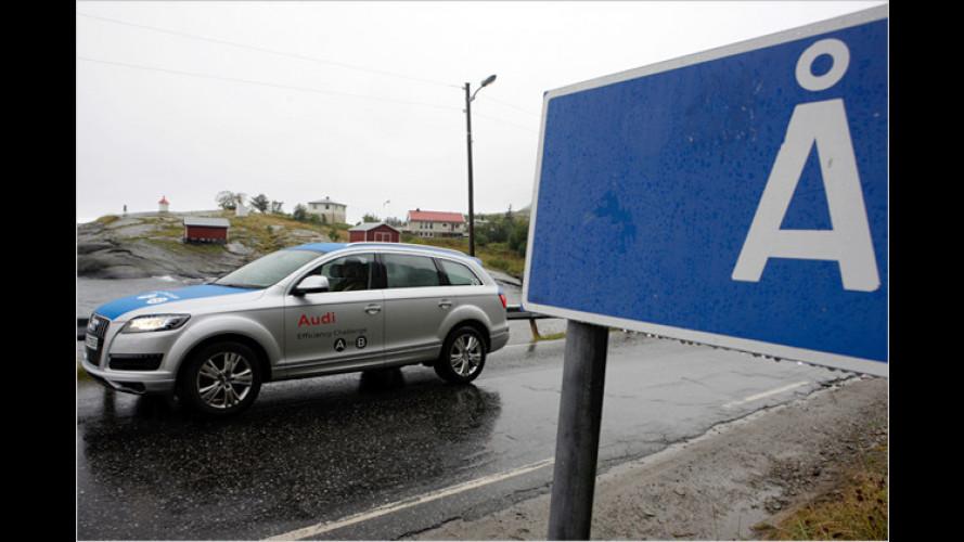 Audi Efficiency Challenge: Knauserig von A nach B