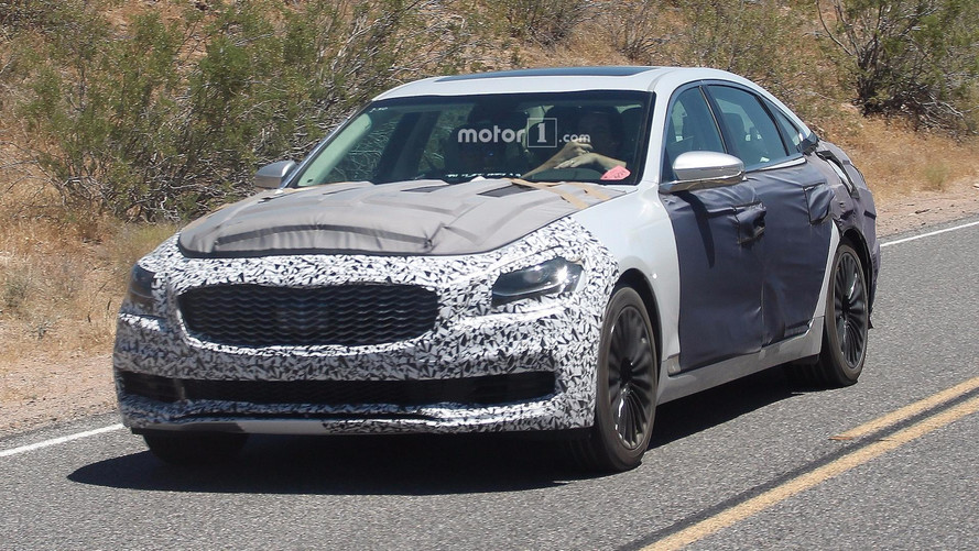 2019 Kia K900 Likely Heading To New York Auto Show Late March