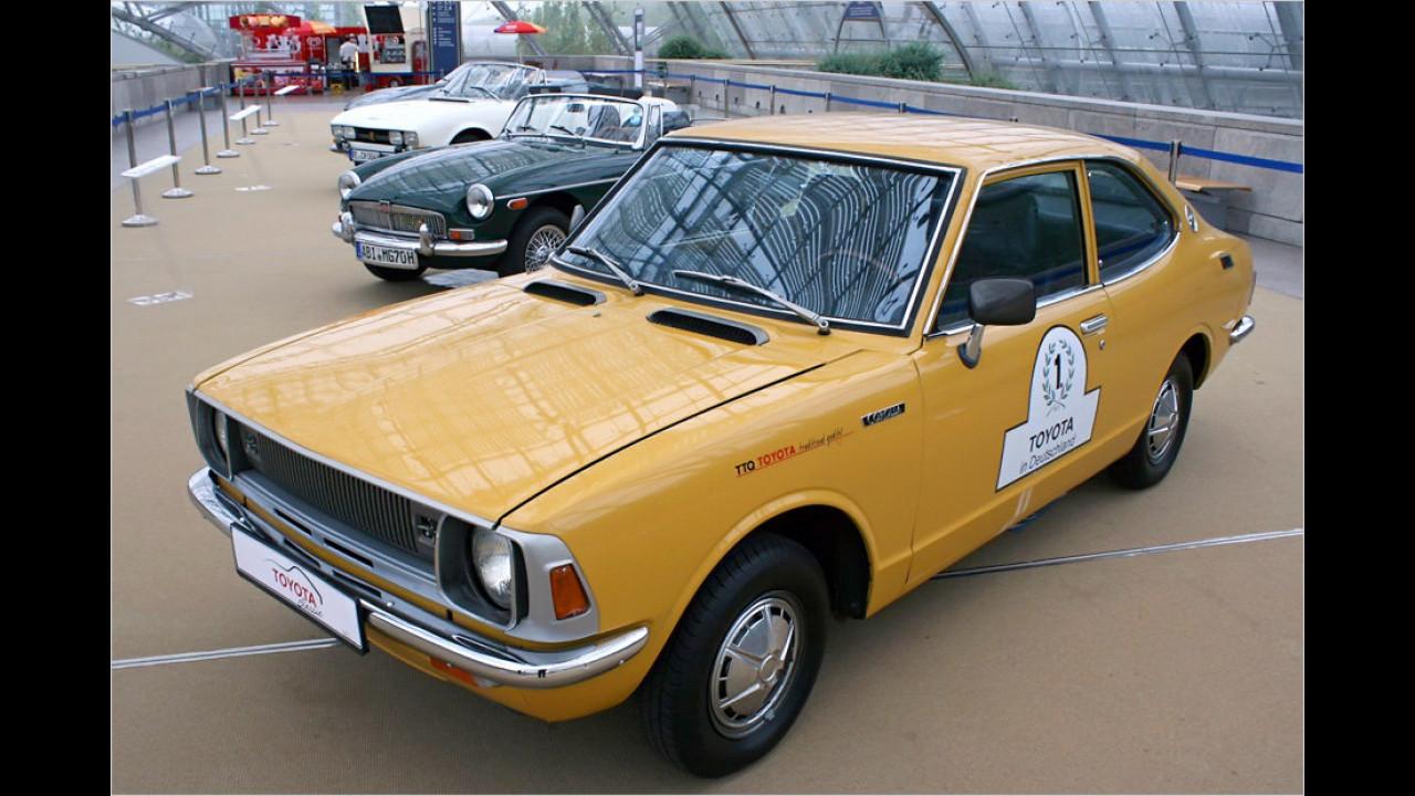 Toyota Corolla Coupé KE 25 (1971)