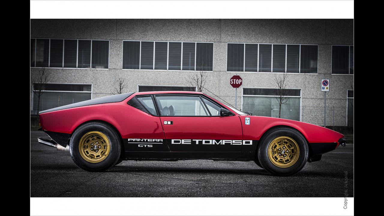 De Tomaso Pantera GTS (1973): 133.500 Euro