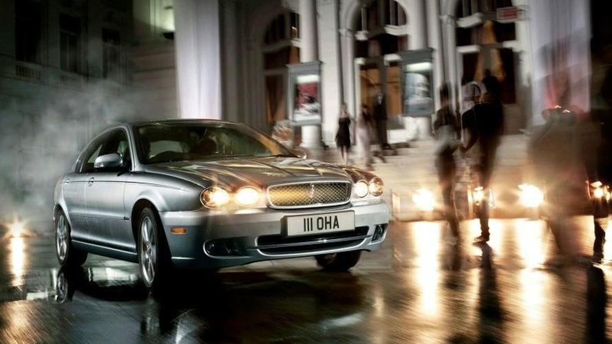 Fresh New Look for 2008 Jaguar X-Type
