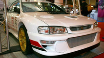 Subaru Impreza - The Gobstopper by Roger Clark Motorsport
