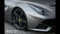 Cam Shaft Ferrari F12berlinetta Titanium Matte Metallic