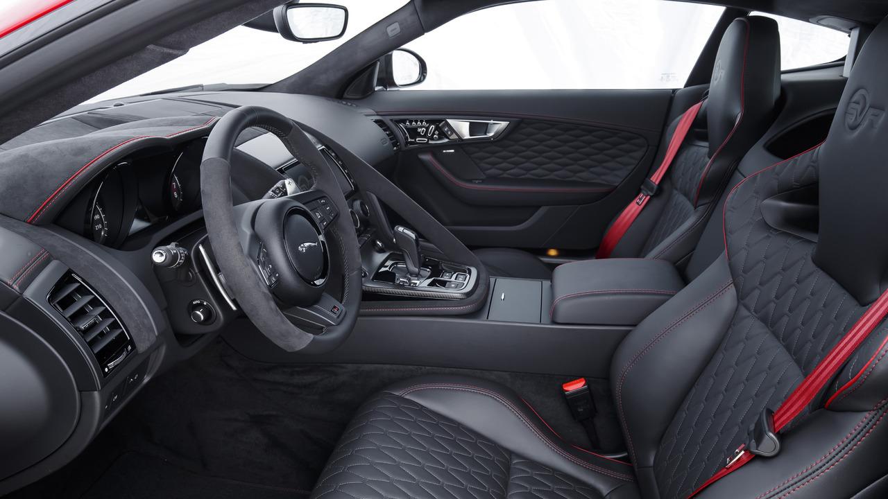 First Drive 2017 Jaguar F Type Svr