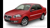 Todos os modelos Fiat já são linha 2010 - Siena e Idea ganham redução de preço