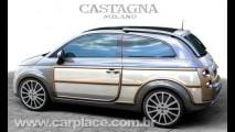 SUV do Fiat 500 com tração 4x4 e versão Station Wagon podem chegar em 2010