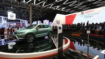 Seat Ateca 2016 Mondial de l'Automobile