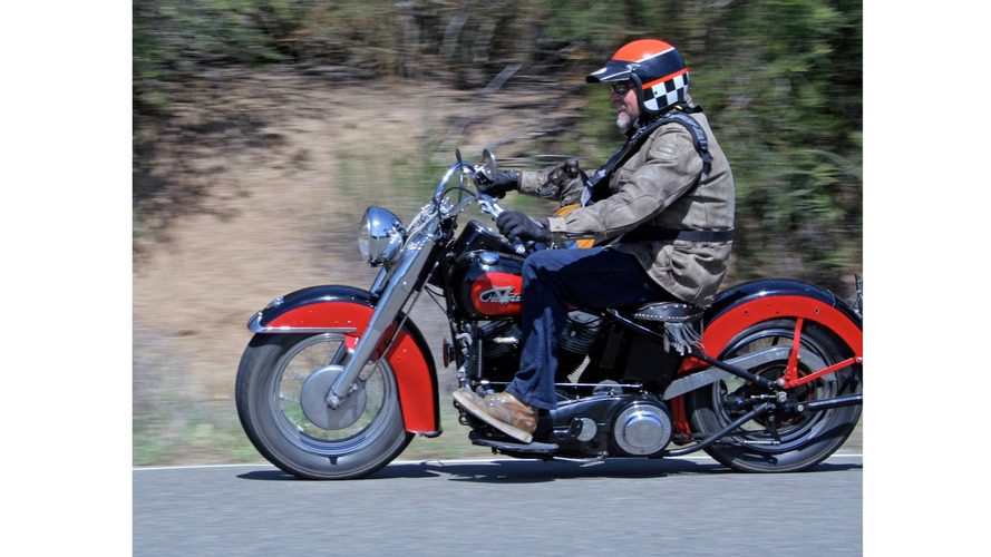 Example of a Panhead