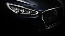 2017 Hyundai i30 teaser
