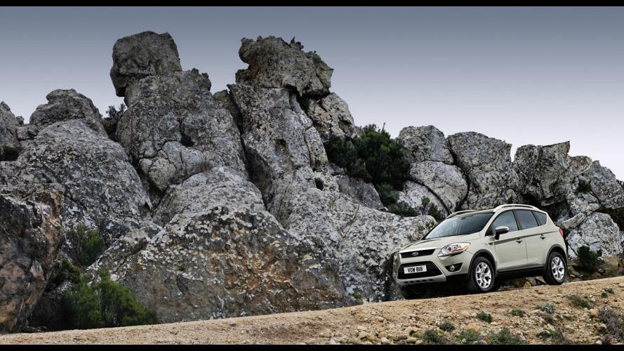 Ford Kuga: la gamma si allarga