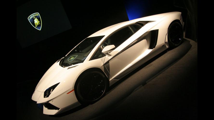 Viaggio nella qualità Lamborghini