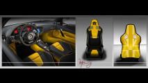 Lotus Evora S Freddie Mercury Edition
