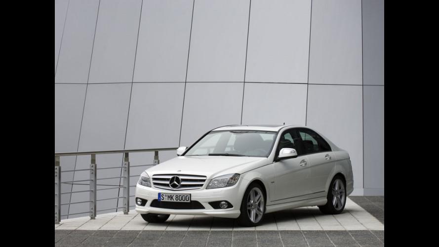 Classe C: un passaggio di consegne positivo per Mercedes