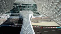 Abu Dhabi Grand Prix qualifying, Felipe Massa, 03.11.2012