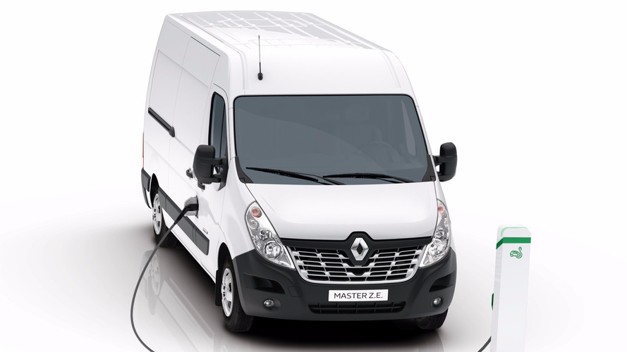 Renault - Voici le nouveau Master électrique
