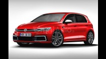 Volkswagen deve antecipar estreia do Golf reestilizado para março