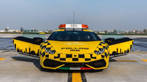 Lamborghini Huracán - Une version inédite pour l'aéroport de Bologne