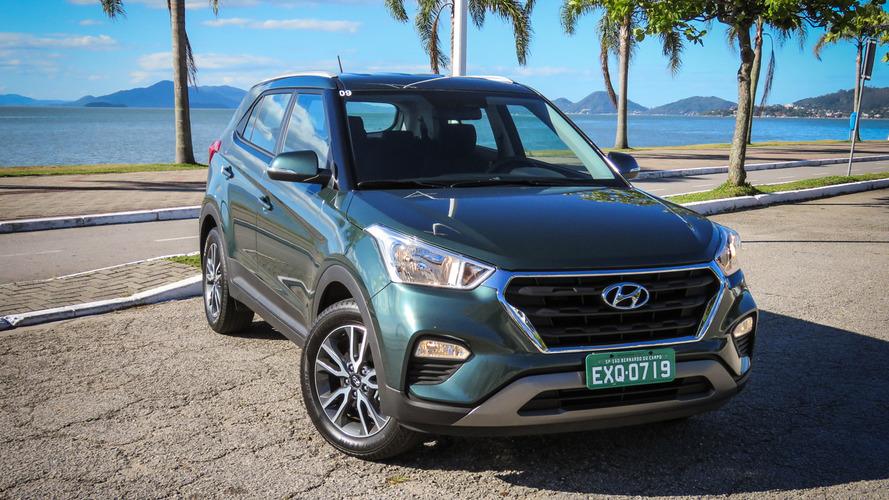 Hyundai Creta/ix25 e Kia KX3 são os campeões de crescimento em vendas do grupo em 2016