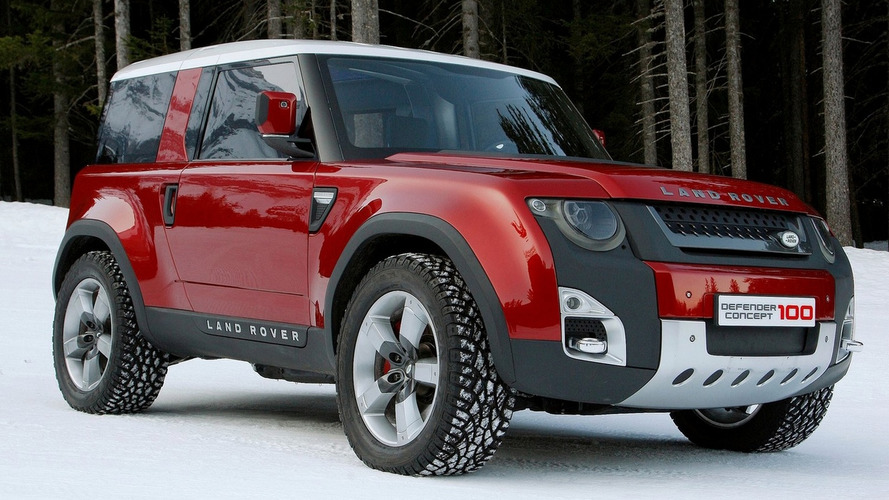Próximo Defender pode ser o Land Rover mais tecnológico da história
