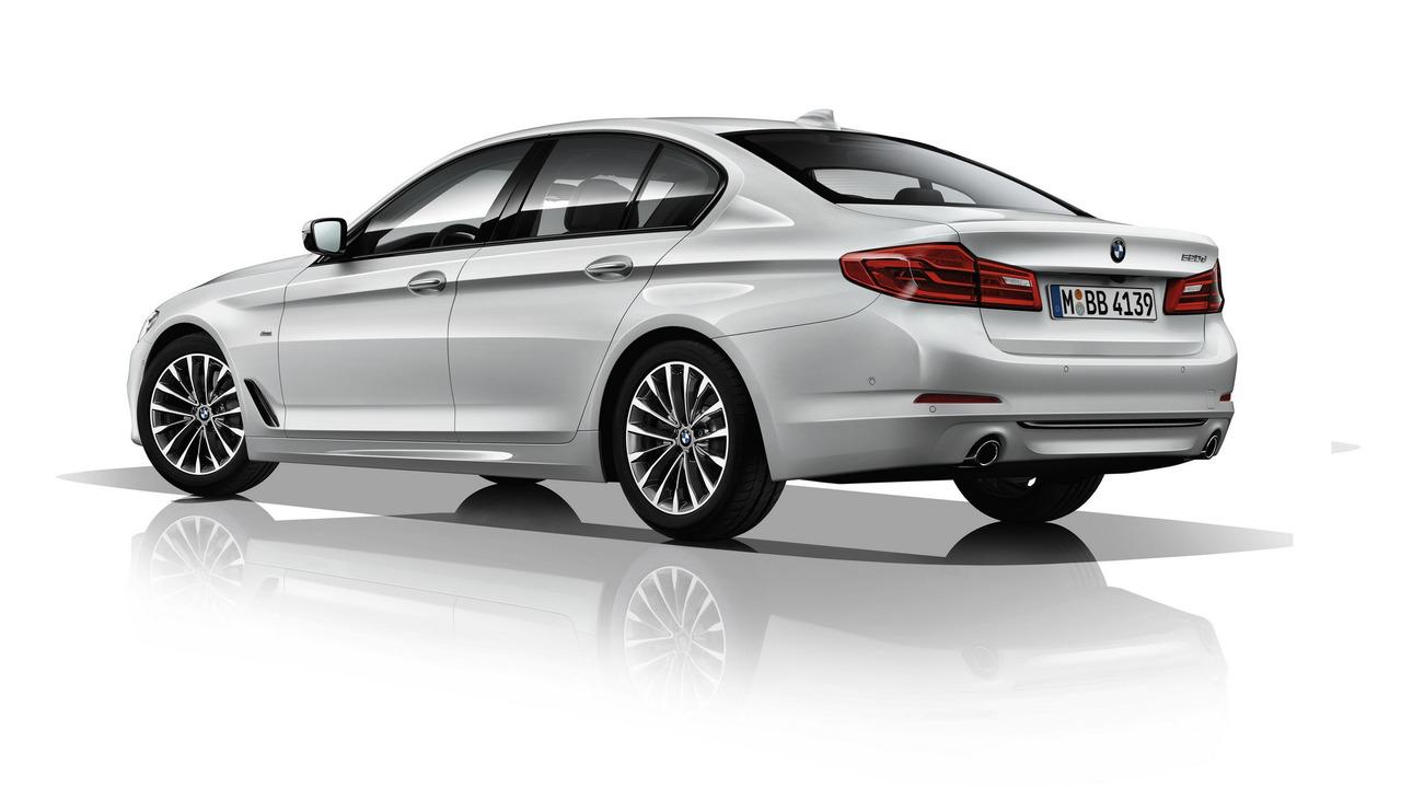 2017 BMW 520d EfficientDynamics