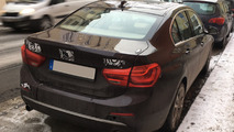 BMW 1 Series Sedan Euro spy photo
