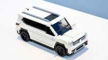VW Lego Diorama