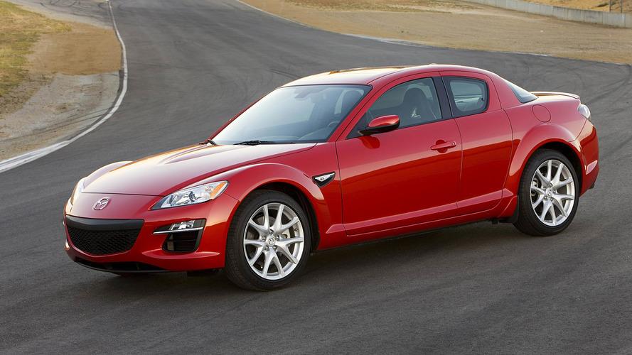 Mazda Recalls K RX Models For Leaking Fuel - Sports cars 70k