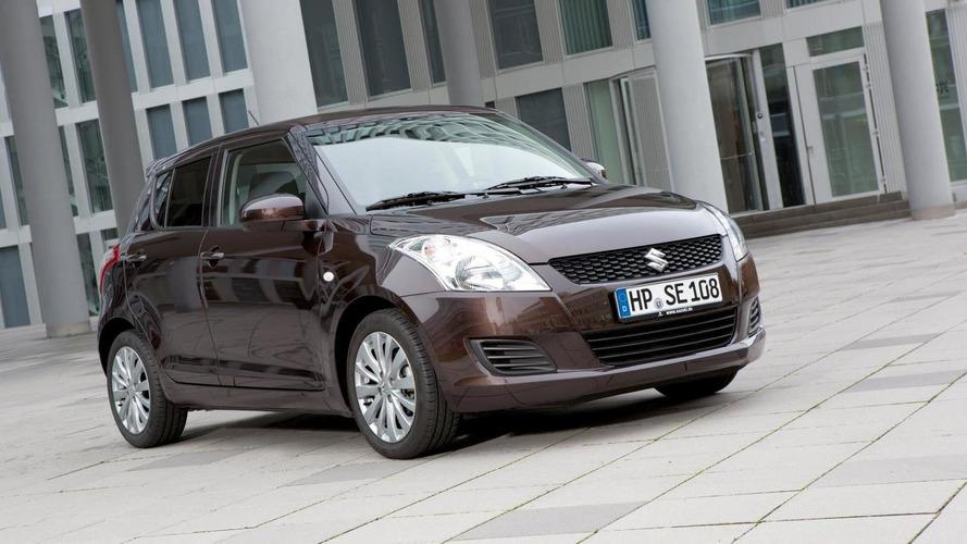 Suzuki Swift X-TRA launched in Germany