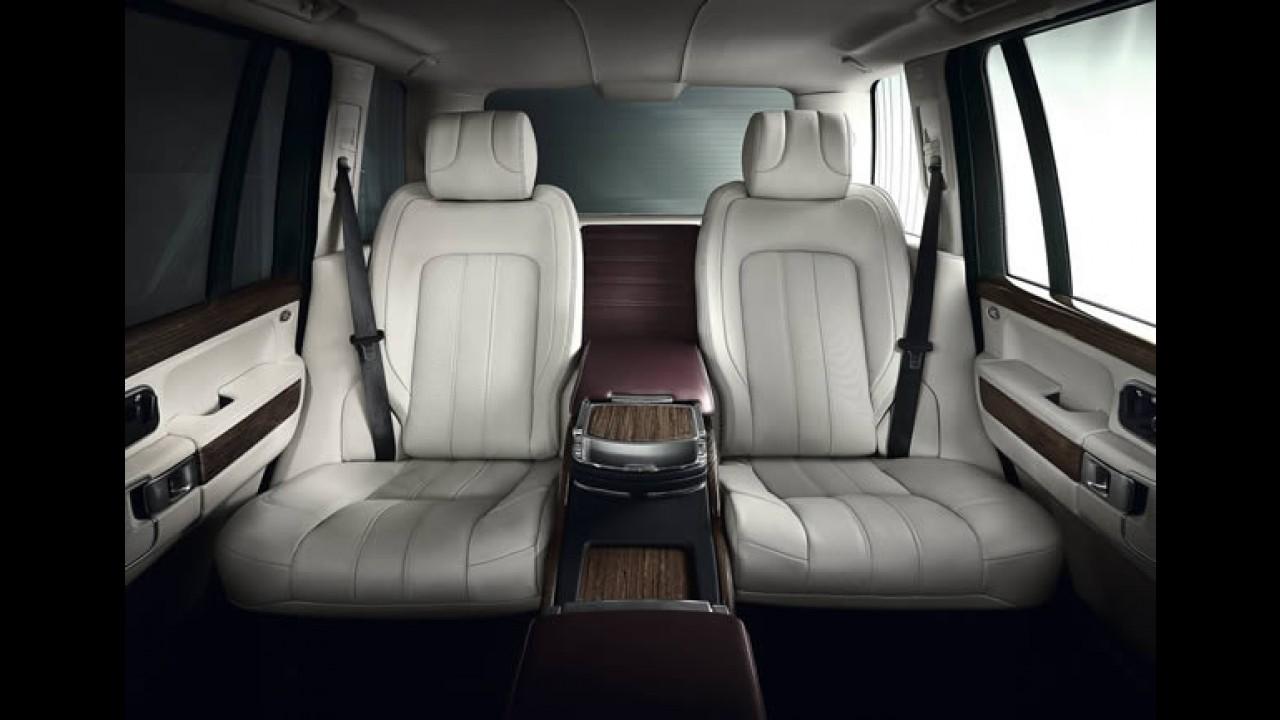 Série Especial: Range Rover Autobiography Ultimate Edition