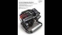 Motor 2.5 litros TFSI da Audi ganha prêmio