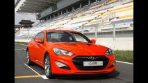 Hyundai planeja lançar sedã esportivo com tração traseira em 2015