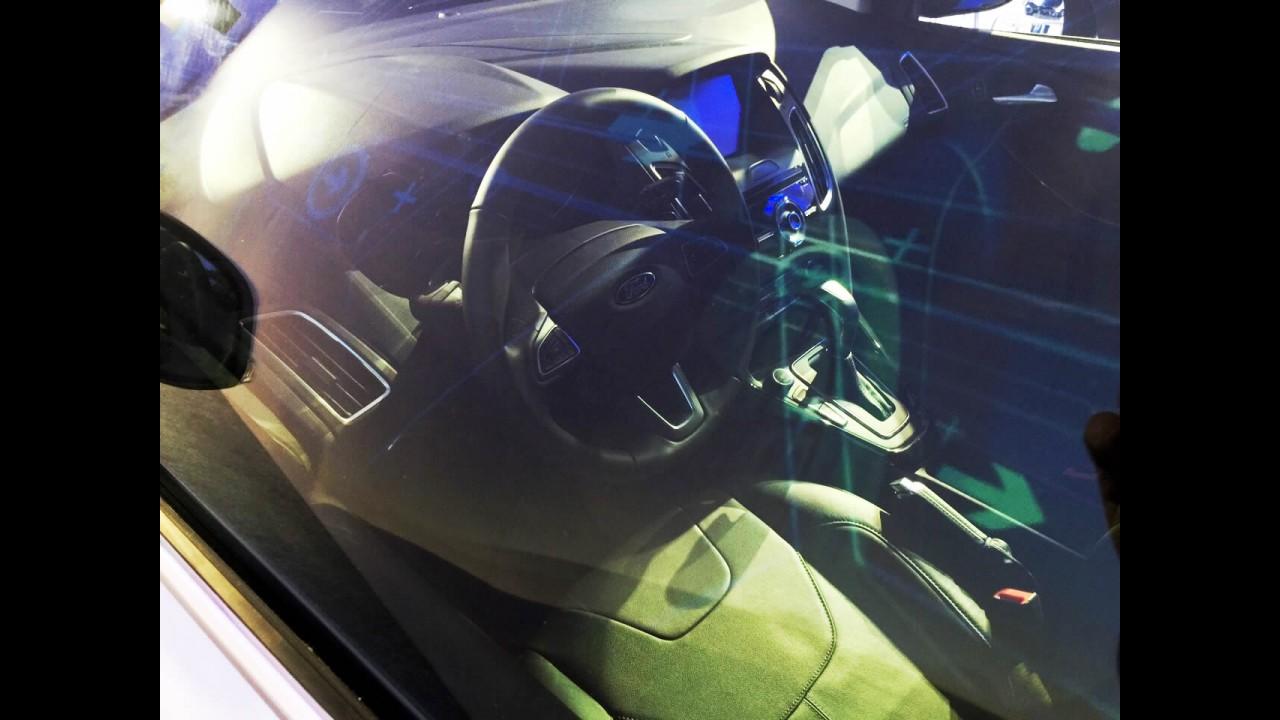 Surpresa: Ford mostra novo Focus 2016 recheado de tecnologia no Brasil