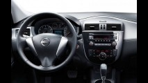 Nova geração do Nissan Tiida deve ser lançada somente em 2013
