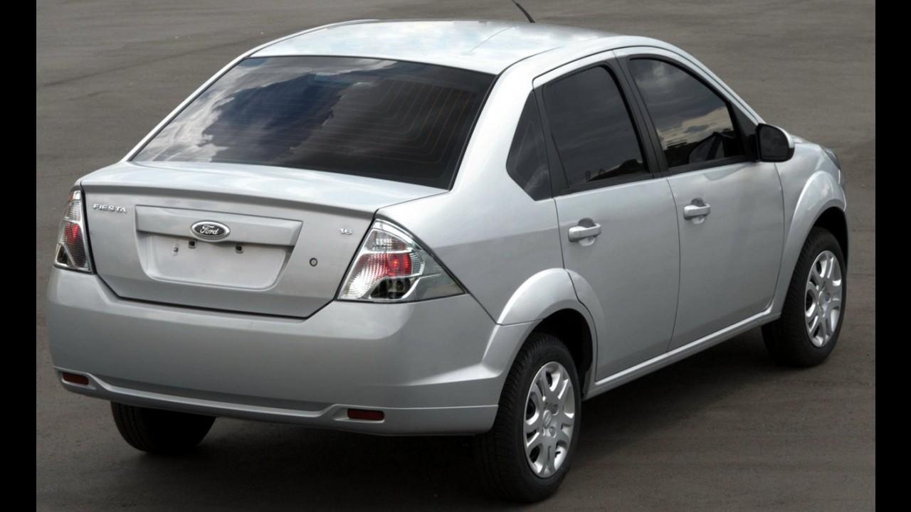Recall: Ford convoca Fiesta Rocam por problema no freio