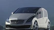 Mercedes F600 Hygenius Research Car