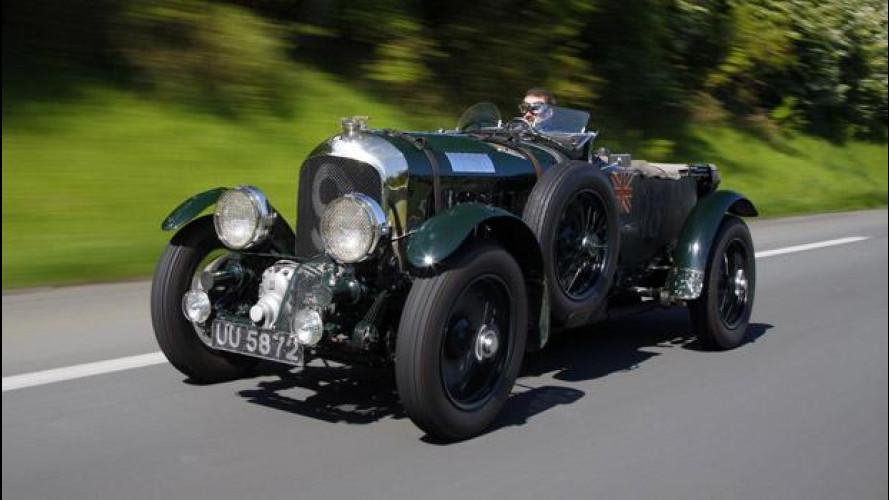 Bentley, gli anni ruggenti delle corse