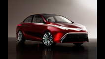 Toyota Dear Qin sedan
