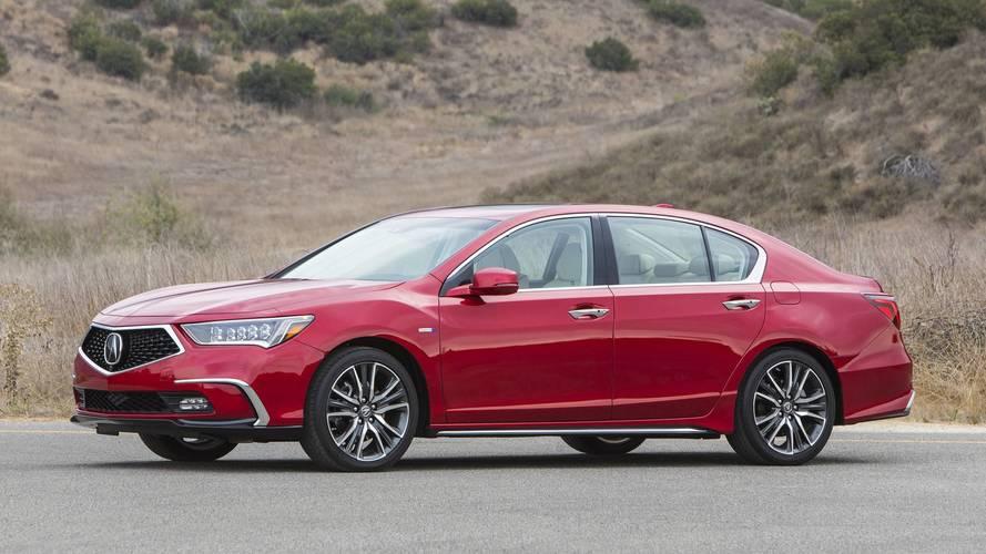 2018 Acura RLX Sport Hybrid: First Drive